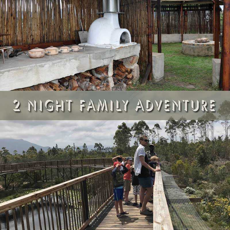 2 Night Family Adventure Package