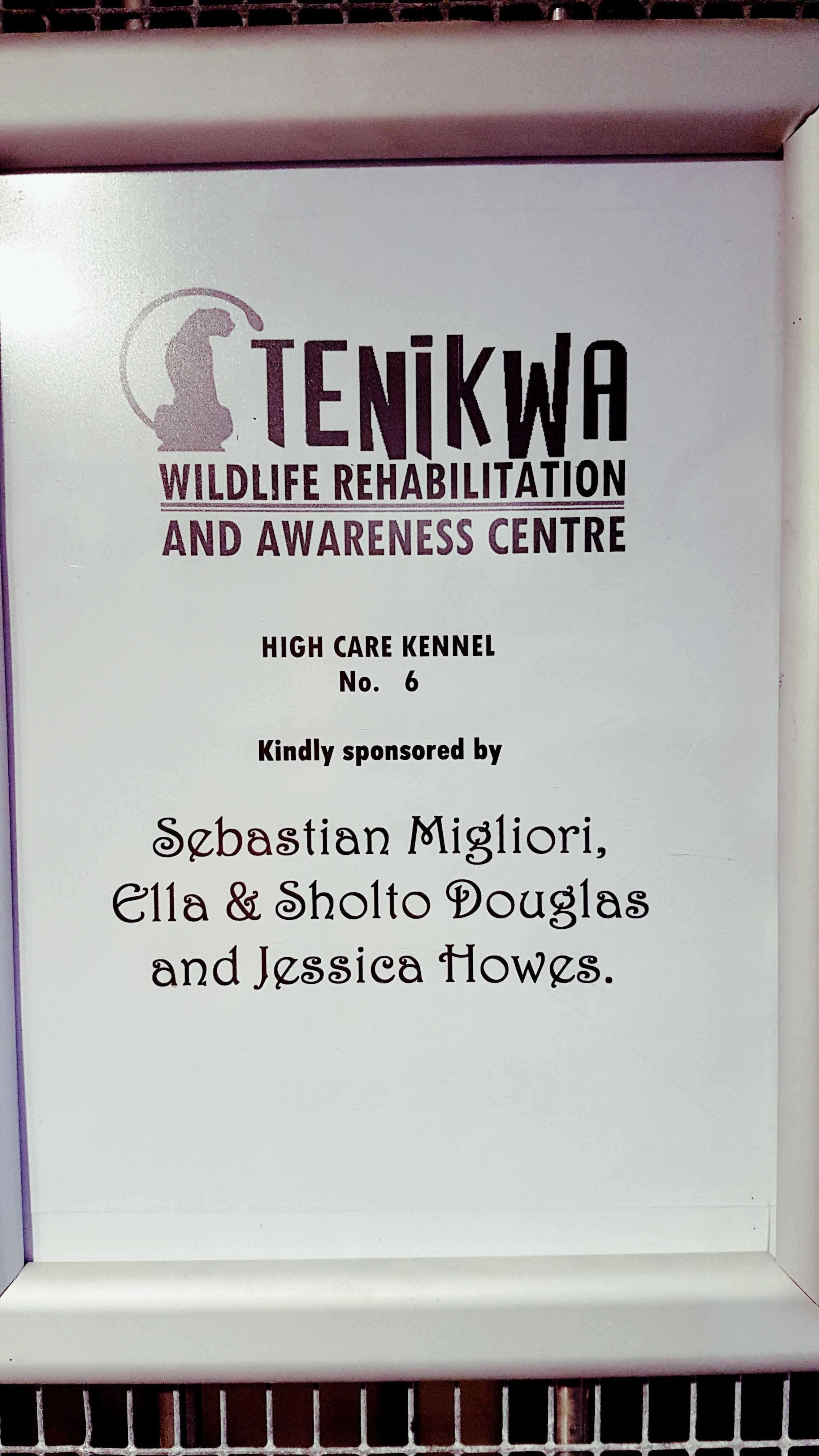 Sebastian Migliori, Ella & Sholto Douglas and Jessica Howes.
