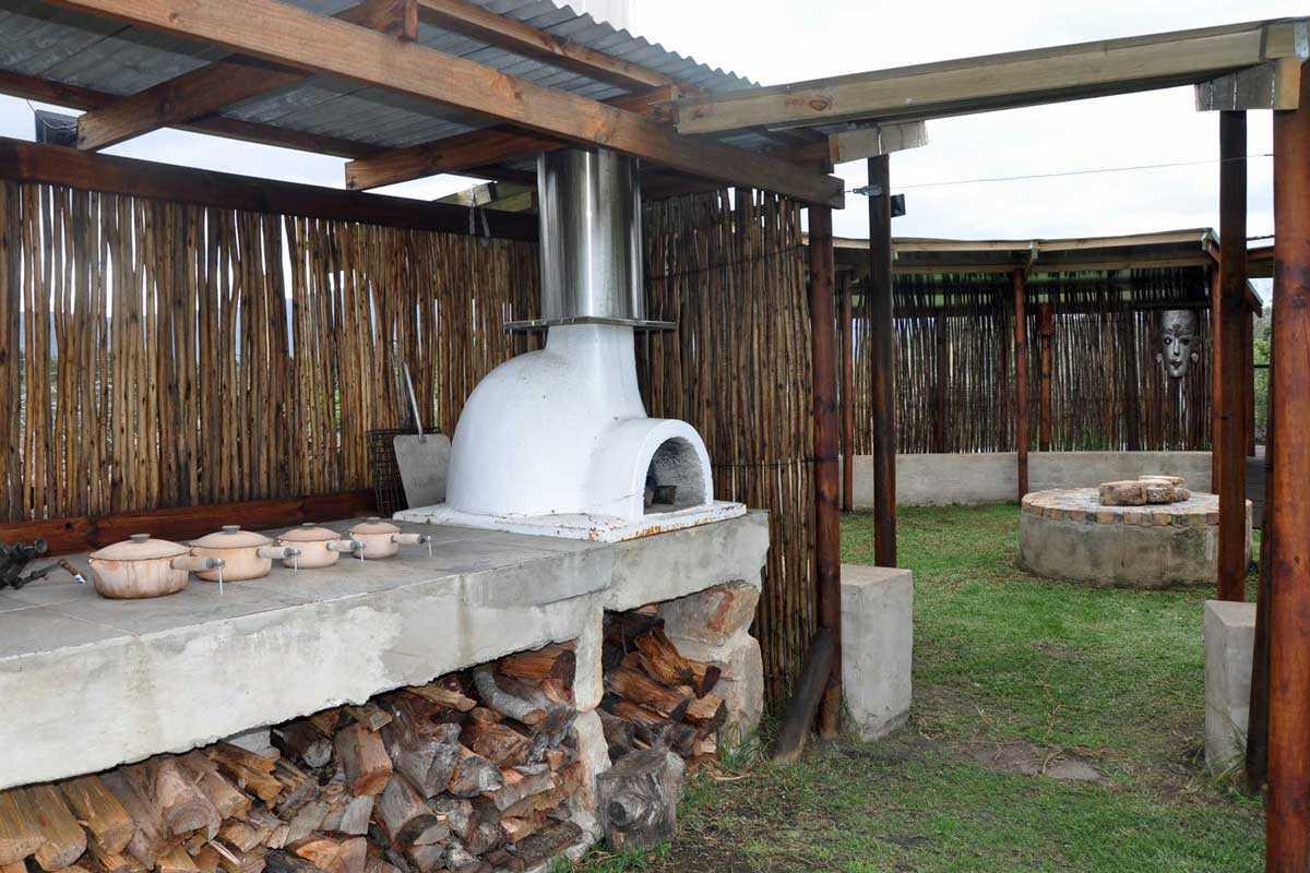 Boma at Tenikwa
