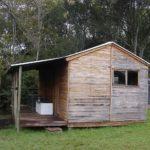 First Tenikwa Rehab Hut
