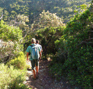 Crags to Coast slackpacking trail
