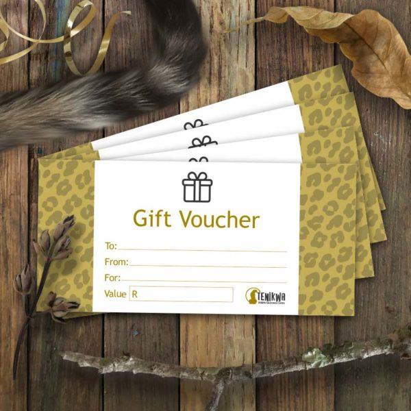 Buy a gift voucher for Tenikwa