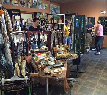 Tenikwa souvenir shop