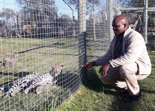ZweLakhe and Dan Ngulube